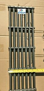 New 7 Bar Grate Cast Iron Top Grate Charbroiler Grill 6 X 18 Imperial X 2 Qty