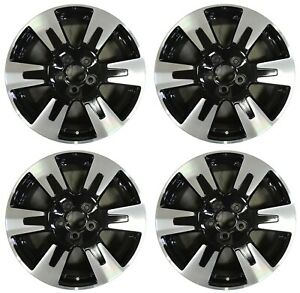 18 Honda Ridgeline 2017 2018 2019 Factory Oem Rim Wheel 64105 Black Machined