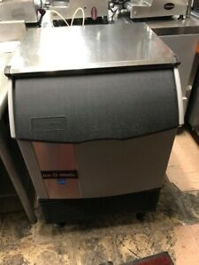 Pre owned Ice o matic Iceu220ha3 Under counter Ice Maker 238 Lbs