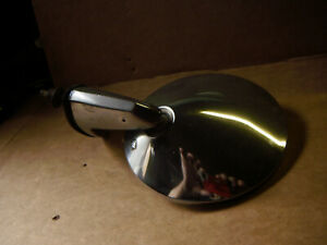 Mopar Barracuda Road Runner Charger Non Remote Side View Mirror 1966 67 68 69 70