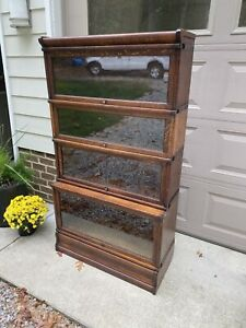 Barrister Bookcase Antique