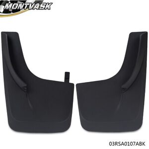 1 Pair Universal Mud Flaps Universal Splash Guards For Many Car 16 33 X 10 24
