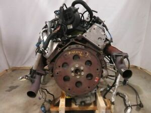 6 0 Liter Engine Motor Lq4 Gm Chevy 81k Complete Drop Out Ls Swap