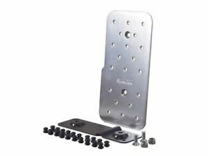 Sparco Grip Dead Pedal Polished