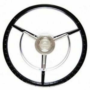 Sale New Smaller T Bird 1956 57 Thunder Bird Steering Wheel Free Shipping