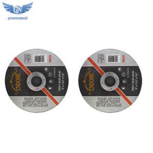 50 Pack 5 x 040 x7 8 Cut off Wheel Metal Stainless Steel Cutting Discs