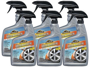 Armor All Quicksilver Wheel And Tire Cleaner 24 Oz 6 Pack Arm17512 6pk