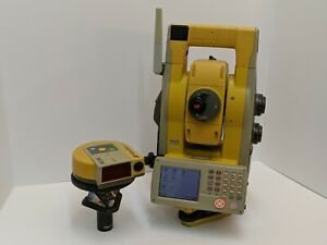 Topcon Gpt 903a Robotic Total Station Rc 3r