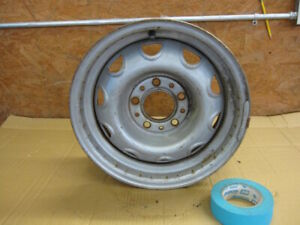 Mopar 14 X 5 1 2 Rally Wheel Rim Charger Cuda