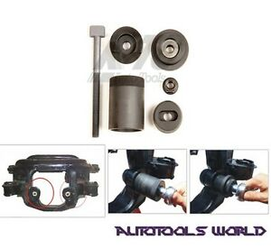Bmw Rear Subframe Differential Bush Extractor Installer Kit