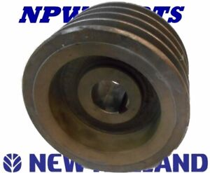 New Holland Hm236 Disc Mower 87350005 Driven Pulley