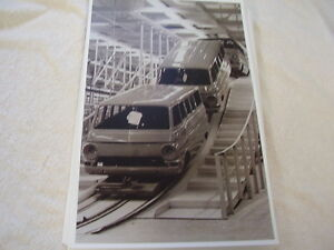 1960 s Dodge A100 Assembly Line 11 X 17 Photo Picture