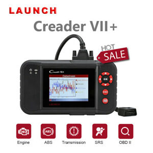 Launch X431 Pro For Bwm Benz Ford Diagnostic Tool Obd2 Scanner Engine Abs Srs At