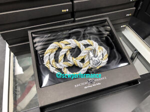 Junction Produce Ssg Tsuna Gold Silver Rope Knot Vip Genuine Jdm Usa Seller New
