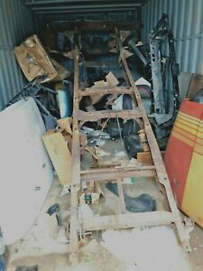 67 72 Ford F100 Pickup Frame Chassis Short Bed Oem Nice York Pa Pickup