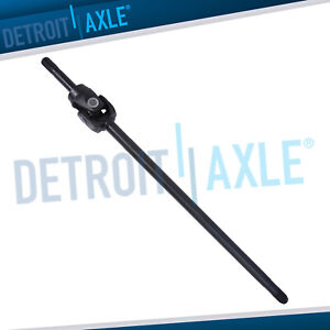 Front Right Side U joint Axle Shaft 99 04 Ford F250 F350 4x4 Dana 60 Axle Only