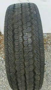 Continental Vanco Fourseason 245 75r16 Load E 10 Ply Tire new Takeoff Excellent