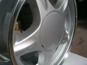 Ford Mustang Pony Wheels 16 x7 Foxbody Turbo Coupe 4 Lug 4x108 American Muscle