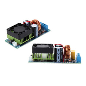2 Pcs Mono Digital Power Audio Amplifier Board W Fan 500w Class D Lm3886