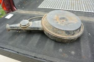 70 S Gmc Chevy Truck Stock Air Cleaner 2 Barrel