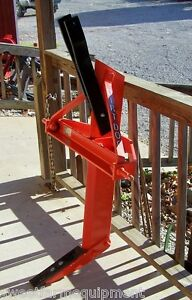 New Dirt Dog 1 Shank Subsoiler With Shearpin Cheap Freight Shipping Available