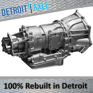 Rebuilt Transmission 5 Speed Auto For 4 0l Ford Mustang 2007 2008 2009 2010