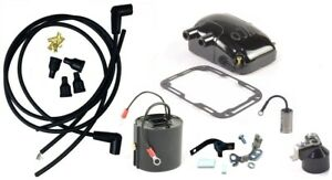 Wico Xh Magneto Tune Up Kit W Coil John Deere Tractor A Ao Ar B Bo Br D G H R
