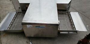 Year 8 17 Turbo Chef Hhc2020 Electric High Speed Conveyor Pizza Oven 1918