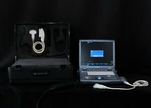 Ge Logiq Ultrasound Veterinary Ultrasound With 2 Transducers