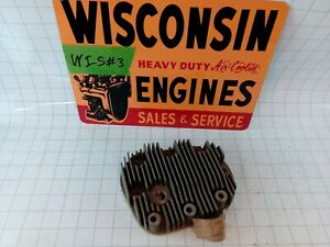 Wisconsin Engine New Old Stock Cylinder Head Ab99k Free S h