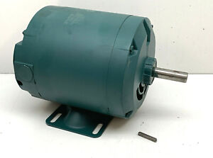 Reliance P56g302n cx Duty Master Ac Motor 1 2hp 1725rpm 230 460v 3 phase