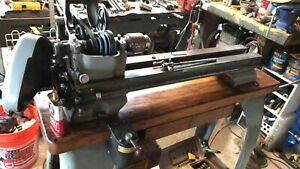 Atlas 618 Craftsman 101 Lathe