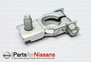 Genuine Nissan Battery Cable Terminal End New Oem