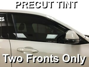 Two Front Windows Precut Tint Only For Gmc