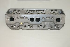 Small Block Chevy Aluminum Cylinder Head 195cc Bare