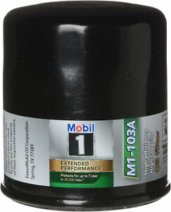 M1103a Mobil 1 Extended Performance Oil Filter 4 Pack