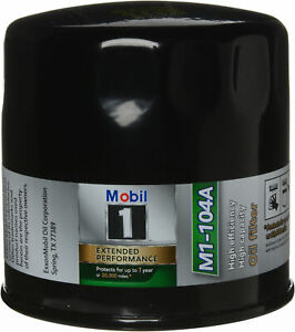 M1104a Mobil 1 Extended Performance Oil Filter 4 Pack