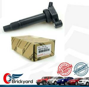 New Ignition Coil 90919 02234 For Toyota Avalon Camry Lexus Es300 Rx300 3 0l