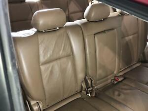 2005 Honda Pilot Rear Seat Assembly Oem Tan Leather 2nd Row