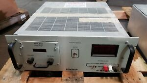 Behlman Acm 1500 4148 Variable Frequency Ac Power Supply
