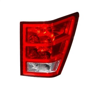 Tail Light Assembly Right Omix 12403 34 Fits 2007 Jeep Grand Cherokee