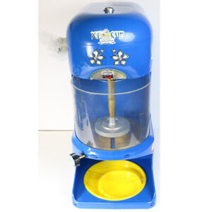 New Great Northern Commercial Shaved Ice Machine Snow Cone Maker Ice Cub 6057
