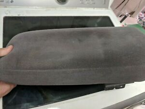 1991 2001 Ford Explorer Middle Console Armrest With Hinge Gray Wow