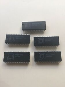 Lot Of 5 Advanced Micro Devices Am29707pc Integrates Circuits 28 Tps