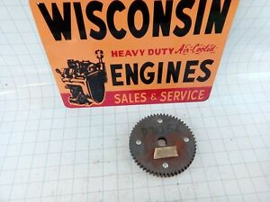 Wisconsin Engine New Old Stock Gear Powerwinch P71751 Free S h