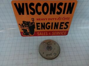 Wisconsin Engine New Old Stock Gear Powerwinch P71756 Free S h