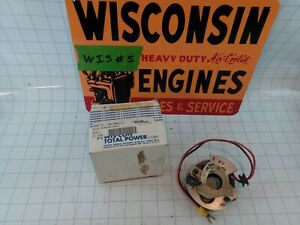 Wisconsin Engine New Old Stock Sensor Assembly Tm27m00233 Free S h