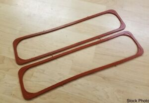 Gm Performance Parts Valve Cover Gaskets Rubber Small Block Chevy Set Of 2
