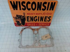 Wisconsin Engine New Old Stock Gasket Qd631b Free S h