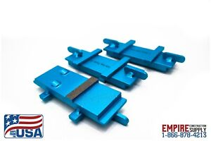 3 Pack Pcd Dyma Certs Will Fit Edco Grinders